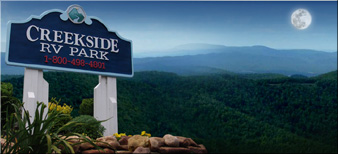 Creekside RV Park Tennessee